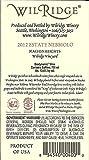 2012 Wilridge Winery Naches Heights Estate Nebbiolo 750 mL