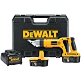 Factory-Reconditioned DEWALT DC490KAR 18-Volt Cordless 18 Gauge Swivel Head Shear Kit