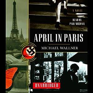 April in Paris Audiobook