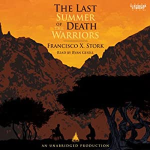 The Last Summer of the Death Warriors Audiobook