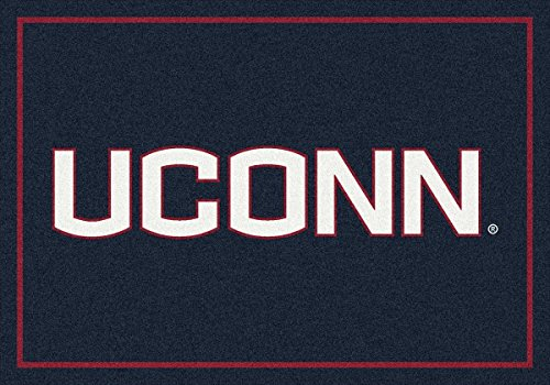 Connecticut Huskies (UCONN) NCAA Milliken Team Spirit Area Rug (2'8