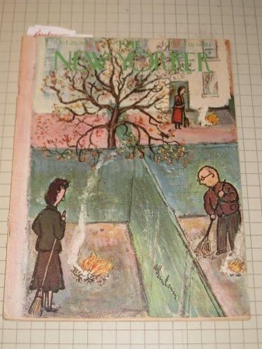 the-new-yorker-magazine-1951-sjperelman-frederick-packard-edmund-wilson-the-lavender-hill-mob-review