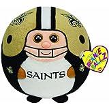 Ty Beanie Ballz New Orleans Saints - NFL Ballz