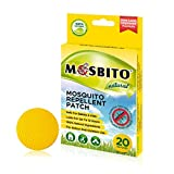 Mosbito Mosquito Repellent Patch, 20 X 5 Packs, MRP 1250, Super Saver Combo Pack
