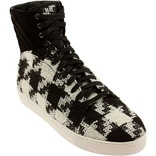 Android Homme Men's Propulsion High 2.5 (black / white)-13.0