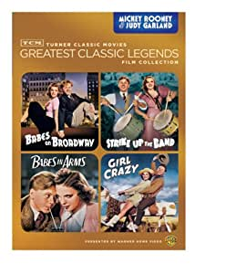 TCM Greatest Classic Films: Mickey Rooney & Judy Garland