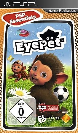 EyePet (PSP-Kamera erforderlich)  [Essentials]