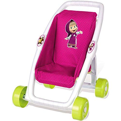 Mascha Puppenwagen Pflegeleicht Kunststoffrahmen