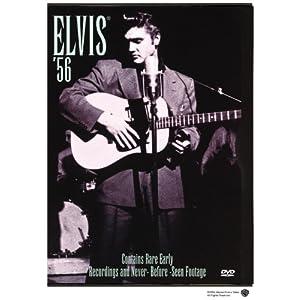 elvis '56 映画DVD