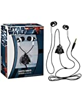 Headphones Star Wars Darth Vader Earbuds with Microphone