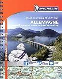 Atlas Allem., Benelux, Suisse, Autriche, Rép. tchèqueMichelin