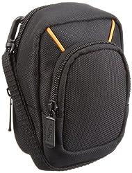 AmazonBasics Large Point and Shoot Camera Case (Black)