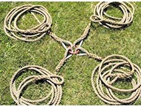 4-Way Outdoor Tug of War Rope Unmanila