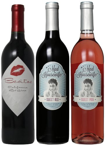 Sweet And Sassy Mixed Pack, 3 X 750 Ml