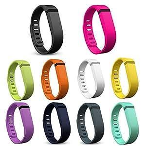 Amazon.com: Austrake Replacement Bands for Fitbit Flex