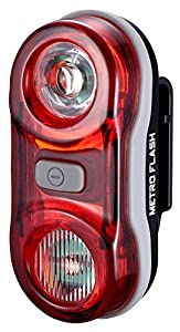 MetroFlash Danger Zone Tail Light