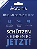 Software - Acronis True Image 2015 f�r PC - 1 PC (Frustfreie Verpackung)