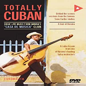Totally Cuban-Great Live Music from Havana's Casa