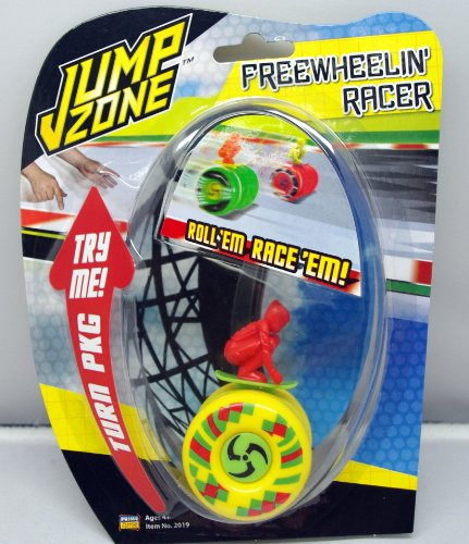 Jump Zone Freewheelin' Racer - 1