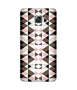 Pink Brown Pattern-1 Samsung Galaxy Note 5 Case