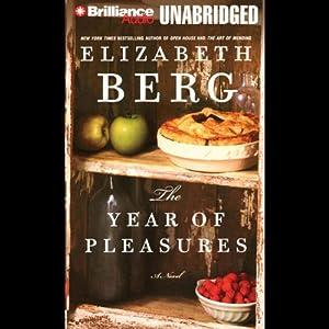 The Year of Pleasures Audiobook