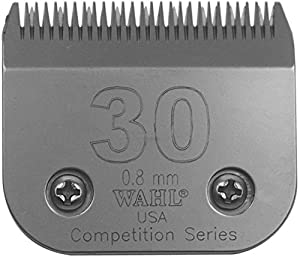 """Wahl Professional Animal 2355-100 #30 Professional (0.8mm (1/32"""") cut) Fine Competition Blade"""