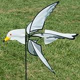 Windspiel - 5-Wing SEAGULL - UV-beständig und wetterfest - Windrad: