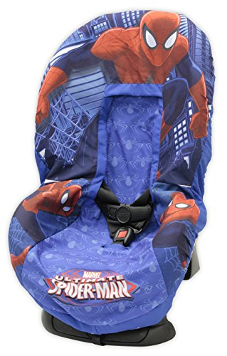 Spiderman Baby Car Seat Covers