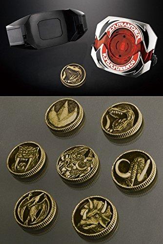 恐竜戦隊ジュウレンジャー 戦隊職人ダイノバックラー + 守護獣メダルセット
