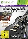 Rocksmith 2014 (ohne Kabel) - [Xbox 360]