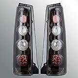 ノーブランド品 テールランプ LEDスポーツユーロテール BKメッキ ワゴンR MH21系前期(H15/9~H17/8)