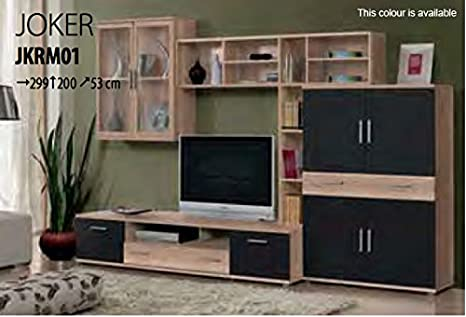 Muebles de TV de entretenimiento Forte