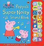 Peppa Pig: Peppa's Super Noisy Sound Boo...
