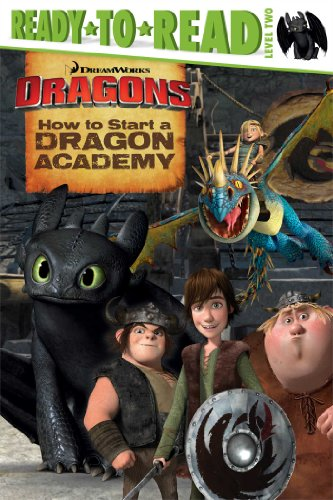 How to Start a Dragon Academy (How to Train Your Dragon TV)