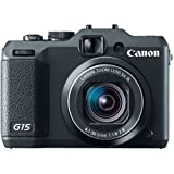Best Digital Camera:  The Canon PowerShot G15 12MP Digital Camera with 3-Inch LCD (Black)