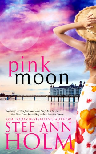 Pink Moon by Stef Ann Holm