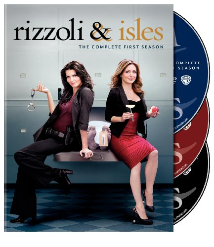 Rizzoli & Isles: The Complete First Season