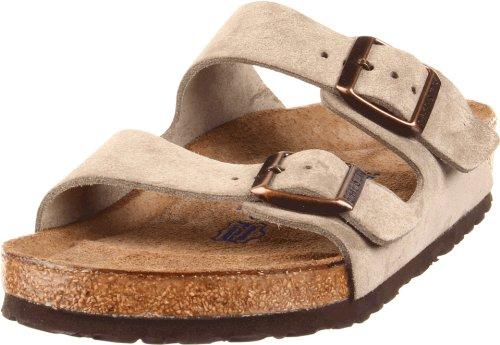 d599117f0c22 Birkenstock Arizona Soft Footbed Leather Sandal Men s Taupe Suede 42 ...