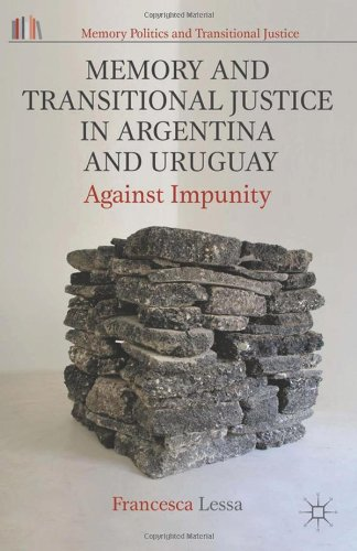 Memory and Transitional Justice in Argentina and Uruguay: Against Impunity (Memory Politics and Transitional Justice)