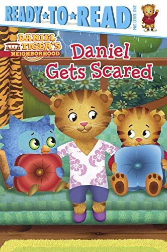 Daniel Gets Scared (Daniel Tiger's Neighborhood)