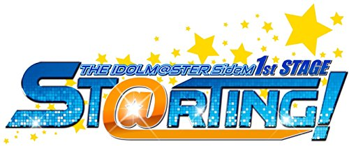 THE IDOLM@STER SideM 1st STAGE 〜ST@RTING!〜 Live Blu-ray [Complete Side]