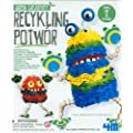 4M Green Creativity Plastic Bag Monster