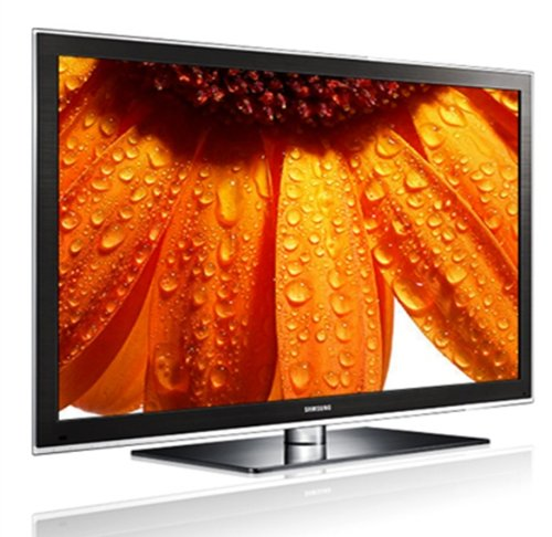 Samsung PN59D6500 59-Inch 1080p 600Hz 3D Plasma HDTV (Black)