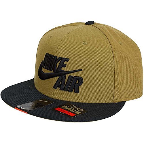 Nike NIKE AIR TRUE - EOS - Berretto - Oro - One size, Unisex