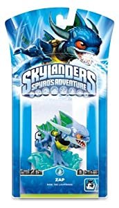 Skylanders: Spyro's Adventure - Character Pack - Zap (Wii/PS3/Xbox 360/PC)