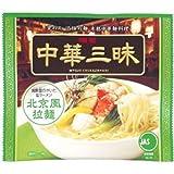 明星 中華三昧北京風拉麺 100g (6入り)