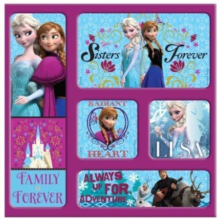 National Design Disney Frozen Magnet Memories in Film Bag (5-Pack)