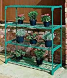 Selections GF756 4-Tier Greenhouse Staging Shelving
