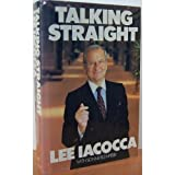 Talking Straight (0553052705) by Lee Iacocca