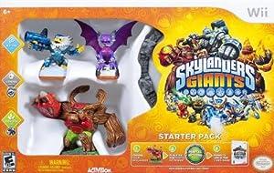 Skylanders: Giants - Starter Pack - [Nintendo Wii]